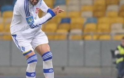 Официально: Андрей Ярмоленко дисквалифицирован на два матча