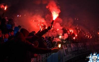 Динамо заплатит за поведение фанатов 150 тысяч гривен