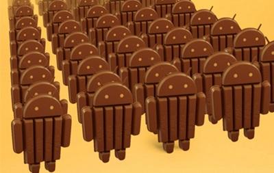 Google представил новую ОС Android 4.4