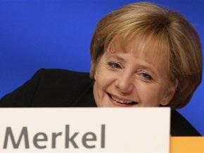 Ангелу Меркель в шестой раз избрали председателем ХДС