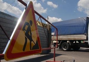 В Киеве отремонтируют 500 тысяч кв. м дорог