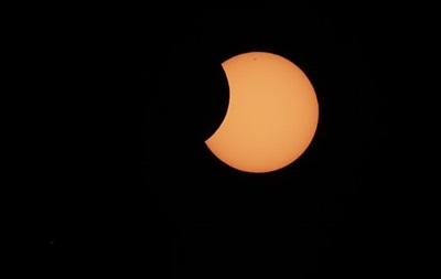 На Земле начинается последнее в году солнечное затмение