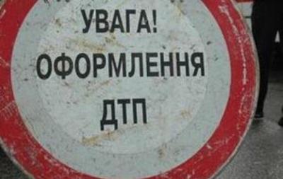 В Тернополе милиция задержала водителя, который сбил мужчину на тротуаре и скрылся с места ДТП
