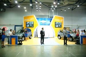 АИС  поразил автосалон SIA 2010 яркой и масштабной экспозицией