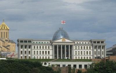 Президентский дворец в Тбилиси, построенный Саакашвили, остался без хозяина
