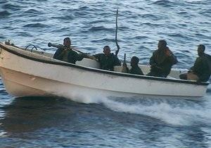 Нигерийские пираты освободили украинского капитана
