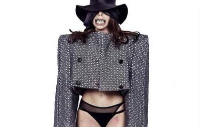 Lady GaGa появилась на обложке нового сингла в шляпе украинского бренда
