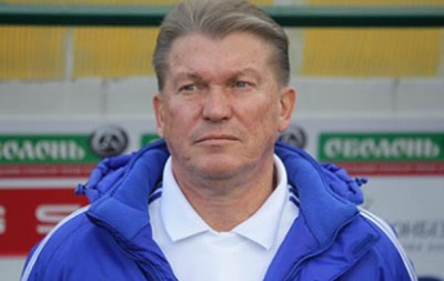 Блохин установил новый антирекорд для тренеров Динамо