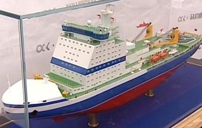 В России с помпой началось строительство крупнейшего в мире ледокола