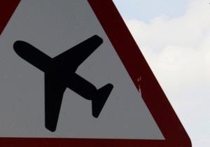Под Киевом спортивный самолет совершил вынужденную посадку