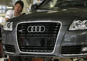 Audi значительно увеличила продажи авто по всему миру за первый квартал 2011 года