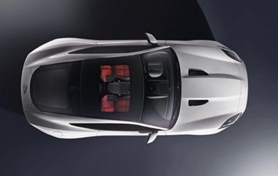 Jaguar показал первые изображения нового купе F-Type и объявил дату его презентации