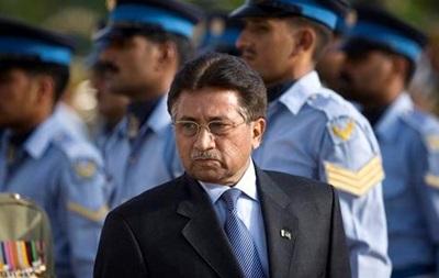 Экс-президент Пакистана под залог освобожден из-под домашнего ареста