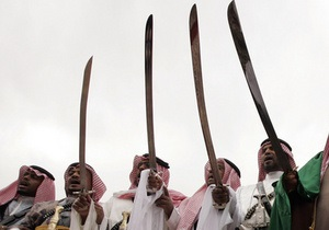В Саудовской Аравии впервые использовали огнестрельное оружие при казни
