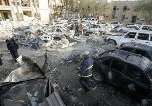 Аль-Каида взяла ответственность за взрывы в Багдаде