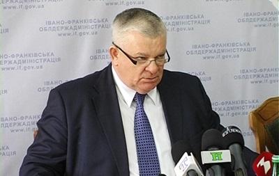 Источники сообщают об увольнении губернатора Ивано-Франковской области