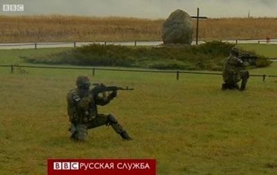 Учения НАТО как ответ России?