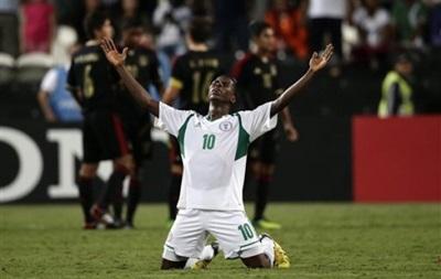 Нигерия выиграла молодежный чемпионат мира