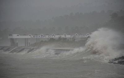 Супертайфун на Филиппинах: количество жертв могло превысить 100 человек - СМИ