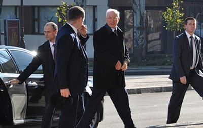 Азаров возложил на европейских политиков ответственность за подписание Соглашения об ассоциации