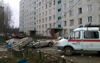 В Подмосковье произошел взрыв в жилом доме, из-под завалов достали тела четверых погибших