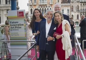 Фотогалерея: Художники и принцессы. Вечеринка PinchukArtCentre в Венеции
