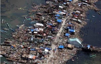 Самые разрушительные тайфуны в Азиатско-Тихоокеанском регионе в 2002-2013 годах. Справка