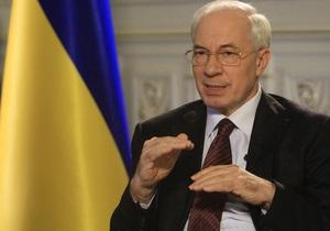 Прекрасный показатель: Азаров оценил объем капитальных инвестиций в 170 млрд грн