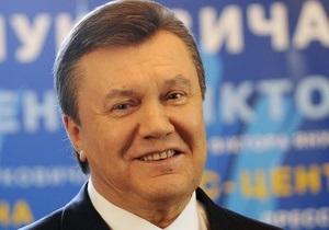 Выборы президента: Янукович заявил, что у Тимошенко нет шансов