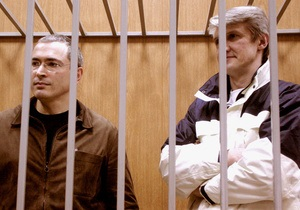 СМИ: Ходорковский и Лебедев могут выйти на свободу уже осенью