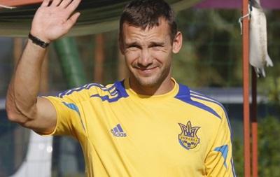 Шевченко не приедет в Киев на игру Украина – Франция