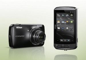 Nikon выпустит фотоаппарат под управлением Android - СМИ