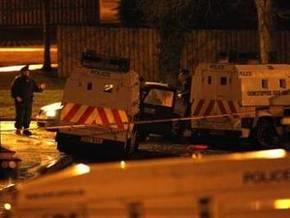 В Северной Ирландии застрелили полицейского