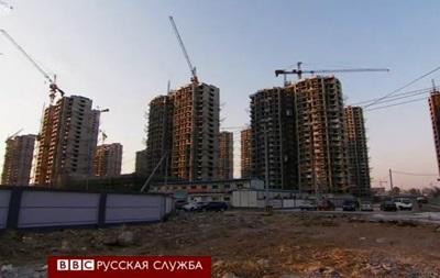 Почему пустуют жилые дома в Китае