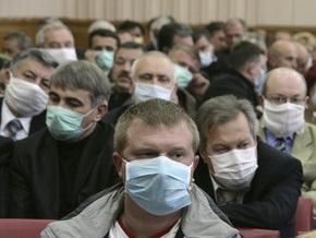 Минздрав: В Украине гриппом и ОРВИ переболеют 12 млн человек