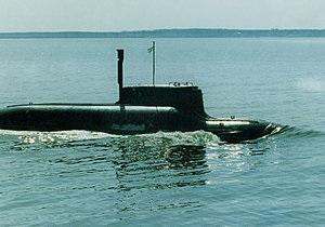 В России разрабатывают подводный беспилотник