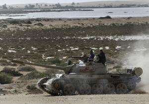 Франция объявила о начале военной операции против режима Каддафи через несколько часов