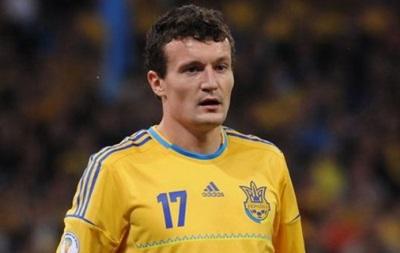 Плей-офф Украина-Франция - результат 2:0, Александр Кучер удален с поля за разговоры