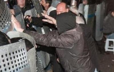 Суд изменил меру пресечения еще одному участнику акции протеста против задержания Маркова