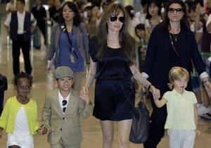 Младшая дочь Джоли и Питта дебютирует в кино