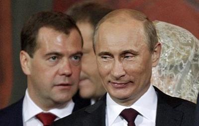Медведев против Путина: бунт на коленях
