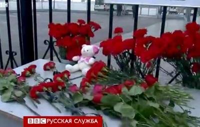 Казань скорбит по жертвам авиакатастрофы