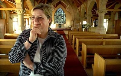 В Австралии впервые единогласно избрали женщину-епископа