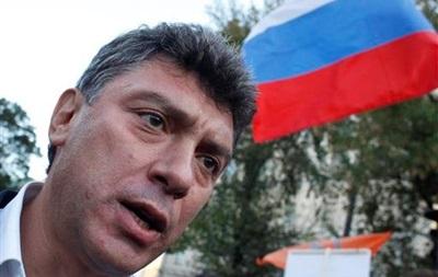 Немцов призывает ЕС добиваться освобождения политзаключенных в РФ