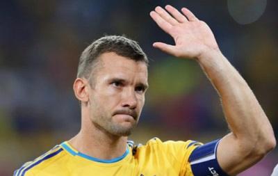 Андрей Шевченко мечтает тренировать Милан или сборную Украины