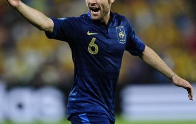 Игрок сборной Франции назвал матч против Украины главным в его карьере