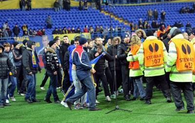 Суд обязал фаната Металлиста выплатить клубу 308 тысяч гривен