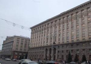 Киевские власти предлагают сократить расходы на культуру и искусство в 2010 году