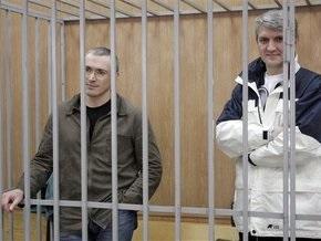 Ходорковский и Лебедев прибыли по этапу в Москву