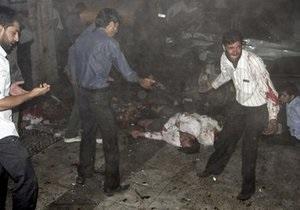 Суннитская группировка взяла на себя ответственность за взрывы в Иране